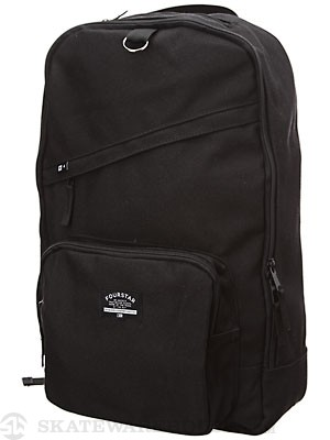 Fourstar Traveler Backpack Black