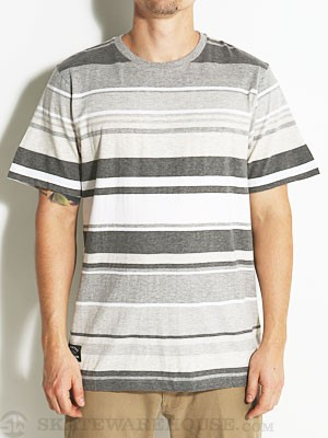Fourstar Variable Knit S/S Shirt Heather Grey SM