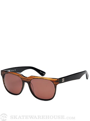 Filtrate Fairweather Black Tortoise/Bronze