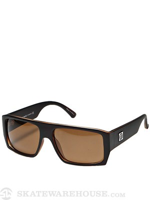 Filtrate Ruido Dark Brown Matte/Brown Polar Lens