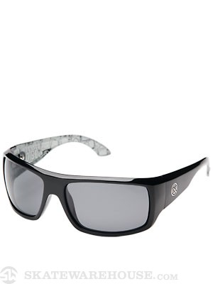 Filtrate Trader One Black Noise/Grey Polarized