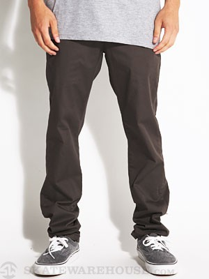 Globe Goodstock Chino Pants Vintage Black 34