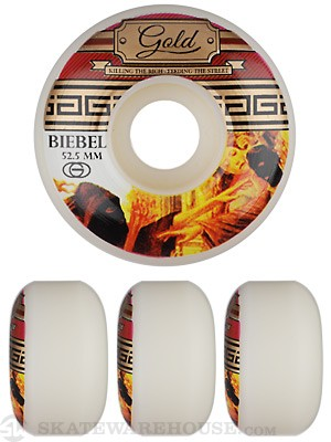 Gold Wheels Biebel Golden Ages Wheels 52.5mm