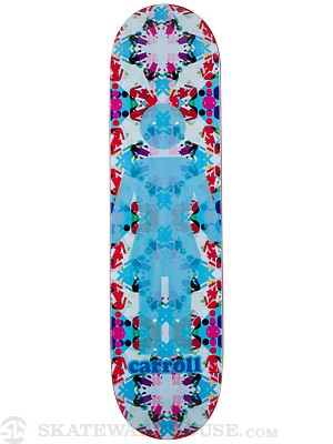Girl Carroll Kaleidoskate Deck  8.125 x 31.63