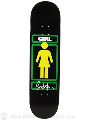 Girl Koston Sign Here Deck  8.25 x 31.63