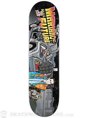 Girl Mariano Be Kind Rewind Deck  8.375 x 31.75