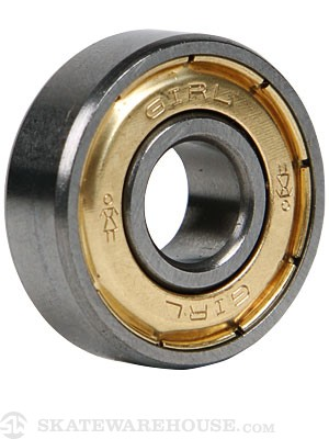 Girl Gold Precision Bearings