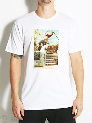 Girl Blabac Koston Tee White LG