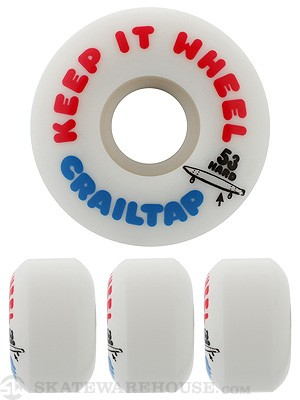Girl Keep It Wheel 53mm