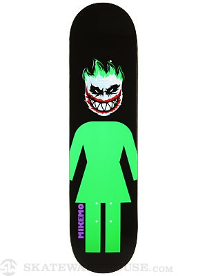 Girl Capaldi Joker Deck  8.0 x 31.88