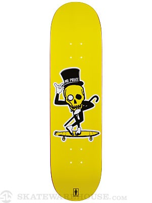 Girl Mariano Mr. Pirate Deck  8.125 x 31.3