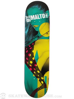 Girl Malto Supergirls Deck  8.125 x 31.63