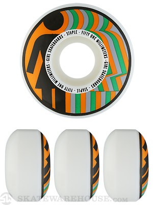 Girl Striker Wheels 50mm