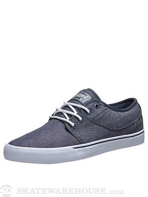 Globe Appleyard Mahalo Shoes Blue Chambray