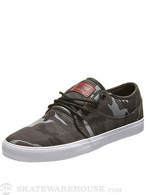 Globe Appleyard Mahalo Shoes Black Tonal Camo