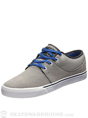 Globe Appleyard Mahalo Shoes  Grey/Blue
