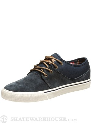 Globe Appleyard Mahalo Shoes  Navy/Plaid