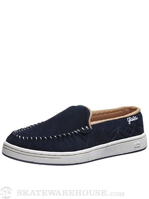 Globe Castro Slippers  Navy