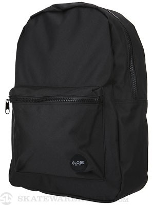 Globe Dux Deluxe Backpack Black/Black
