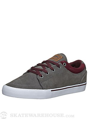 Globe GS Shoes  Charcoal Suede
