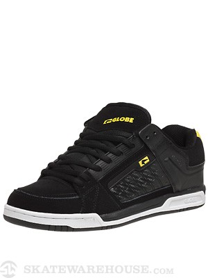 Globe Liberty Shoes  Black/Yellow