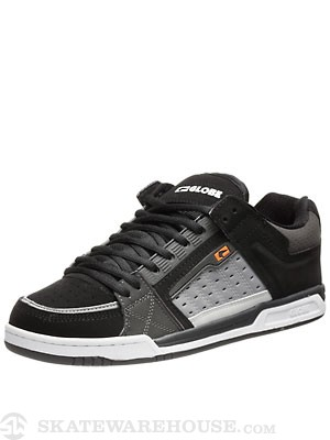 Globe Liberty Shoes  Black/Night/Orange