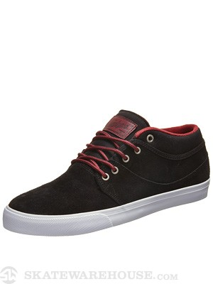 Globe Appleyard Mahalo Mid Shoes Black