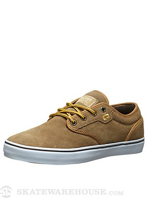 Globe Motley Shoes Golden Brown