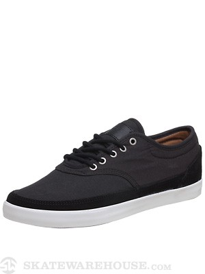 Globe Quantum Shoes  Black