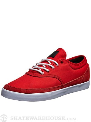 Globe Quantum Shoes Red