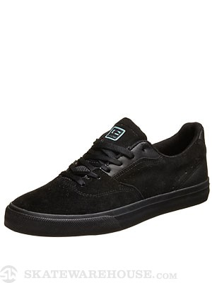 Globe Gonzalez The Sabbath Shoes Black/Black