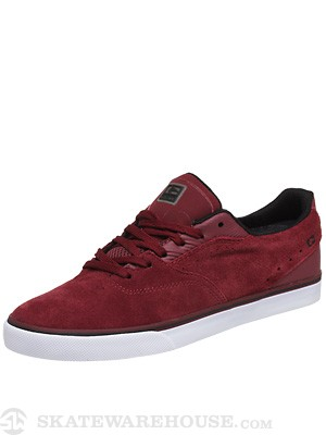 Globe Gonzalez The Sabbath Shoes  Maroon/Black