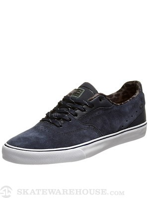 Globe Gonzalez The Sabbath Shoes  Navy/Leopard