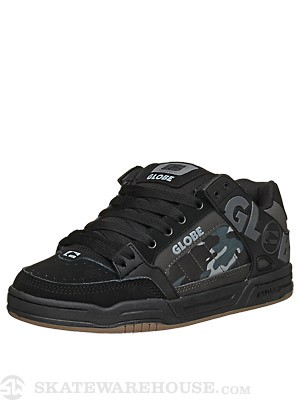 Globe Tilt Shoes  Black/Camo TPR