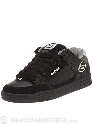 Globe Tilt Shoes Black/Night/Charcoal TPR