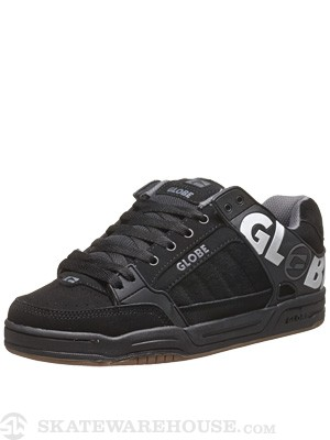 Globe Tilt Shoes Black/Pewter TPR