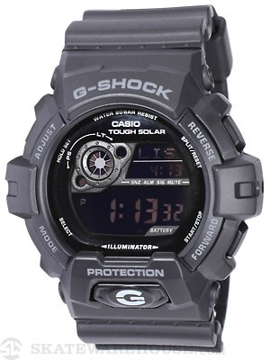 G-Shock X-Large Solar GR-8900A Watch  Black