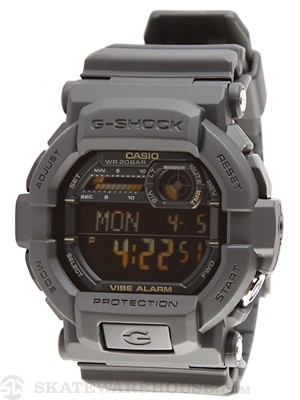 G-Shock GD-350-1B Watch  Black w/Black Face