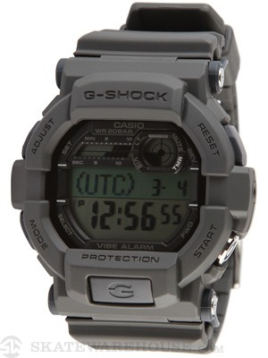 G-Shock GD-350-8C Watch  Grey w/Clear Face