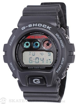 G-Shock DW-6900F Metalocalypse Watch  Black
