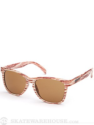 Glassy Deric Sunglasses  Wood