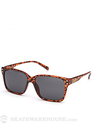 Glassy Fritz Sunglasses  Brown Tortoise