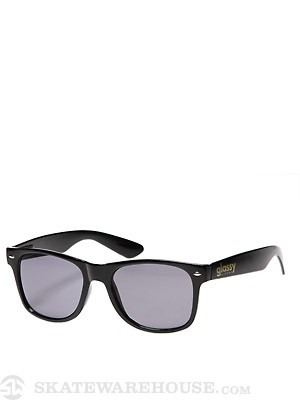 Glassy Leonard Sunglasses  Black