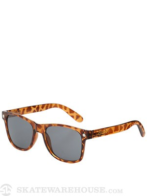 Glassy Leonard Sunglasses  Brown Tortoise
