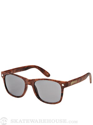 Glassy Leonard Sunglasses  Wood