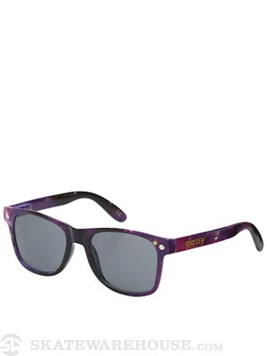Glassy Leonard Sunglasses  Galaxy