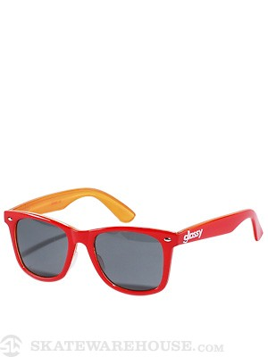 Glassy Malto Leonard Sunglasses  Red/Yellow