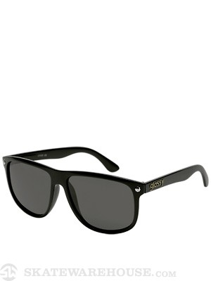 Glassy Mikey Taylor Sunglasses  Black Polarized