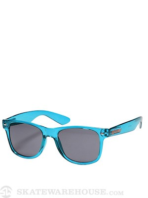 Glassy Nu Clear Sunglasses  Blue