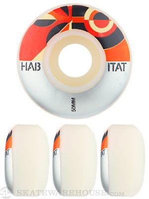 Habitat Bloom Foil Wheels 50mm